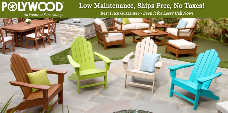 Buy Plastic Outdoor Furniture Polywood Outdoor Furniture Sale