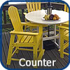 Polywood Counter Height Chairs