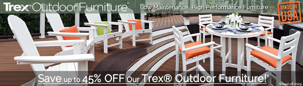 Buy Trex Outdoor Furniture Trex Patio Furniture For Sale