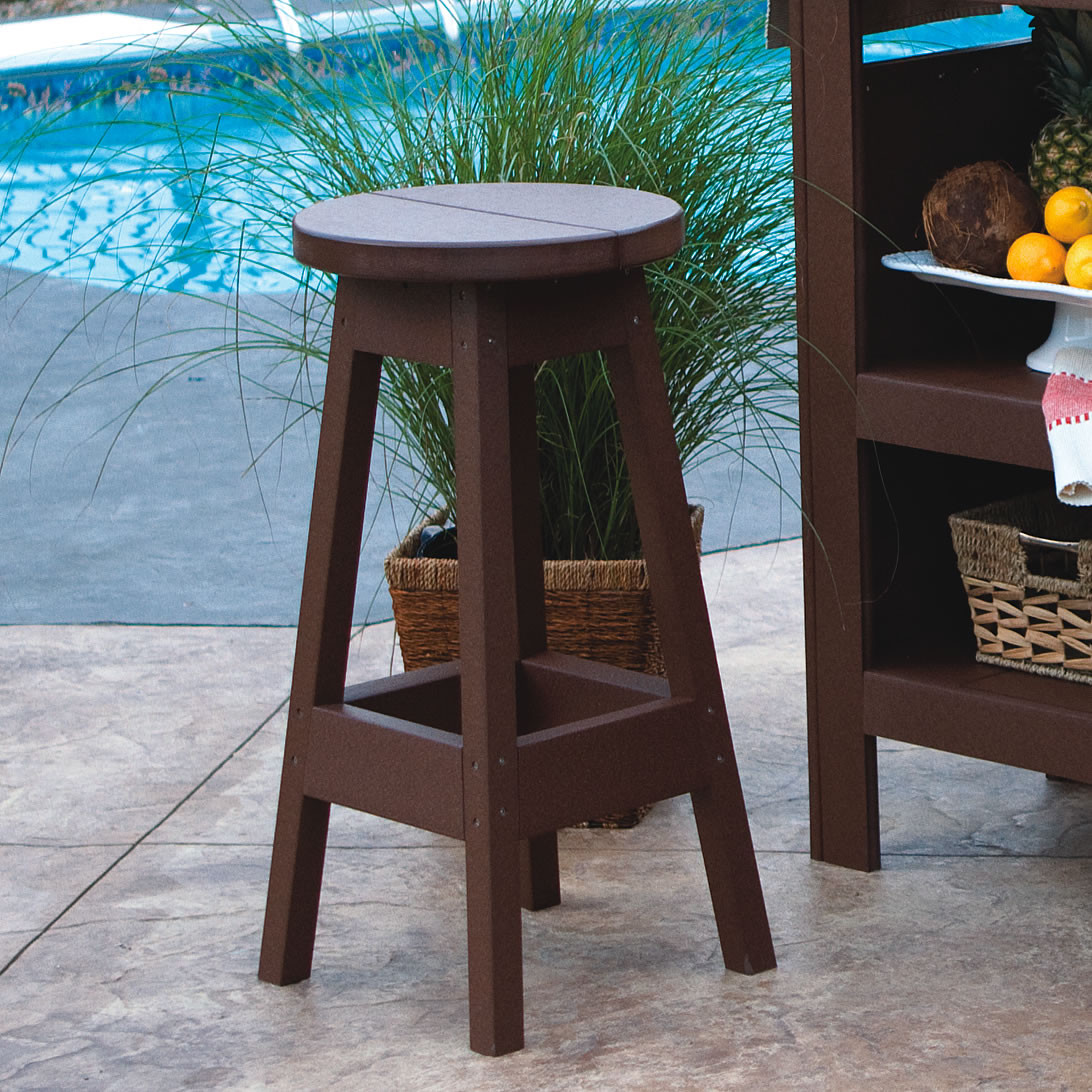 Berlin Gardens Outdoor Bar Stool Bars Benches Picnic Tables Berlin Gardens Poly