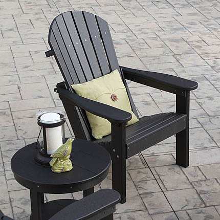 berlin gardens comfo back adirondack chair berlin. Black Bedroom Furniture Sets. Home Design Ideas
