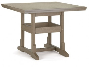breezesta 36 x 36 inch square dining table dining collection rh poly lumber furniture com