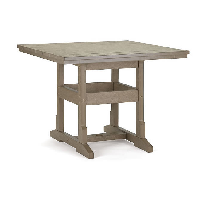 breezesta 36 x 36 inch square dining table dining collection