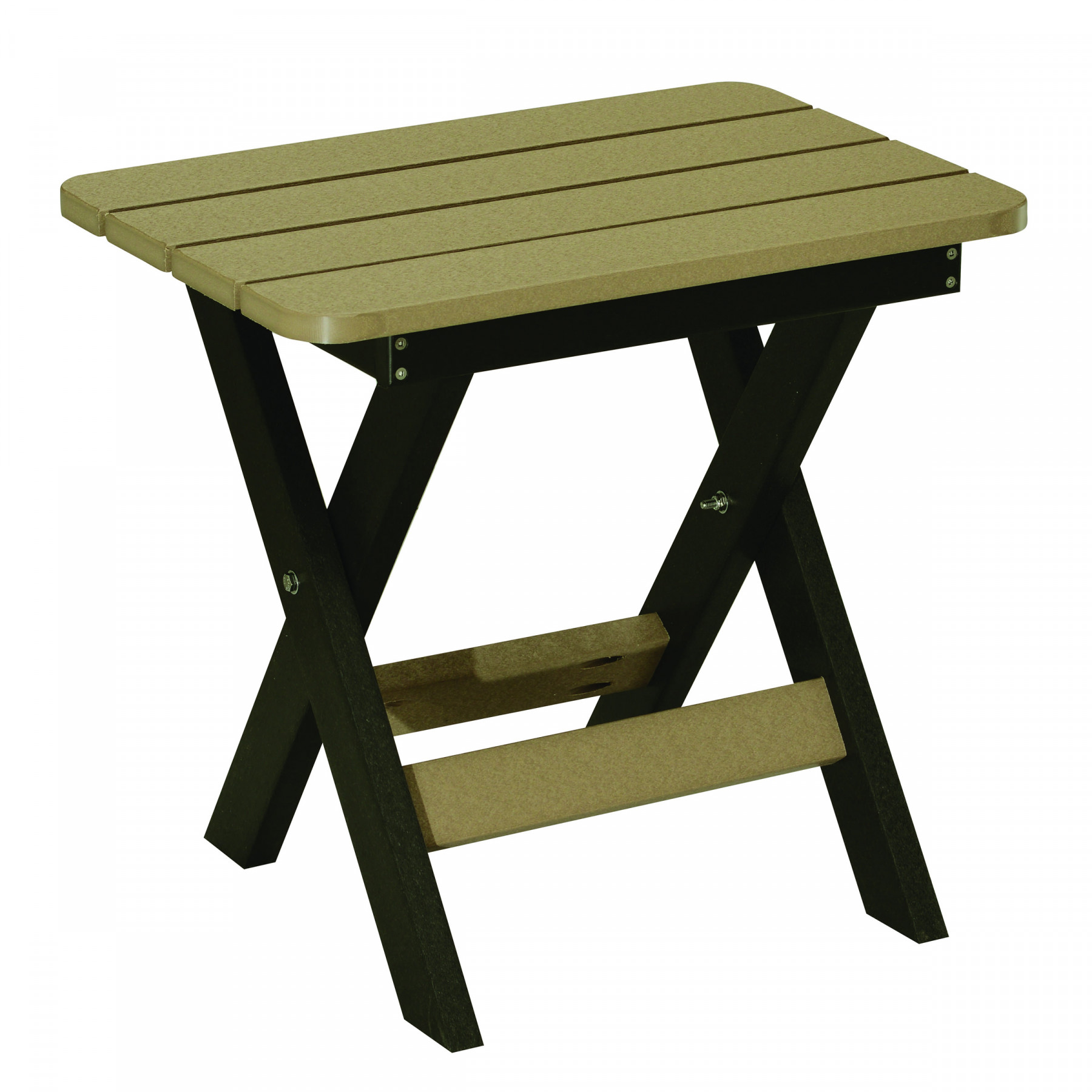 ... Lovely Outdoor Furniture End Tables