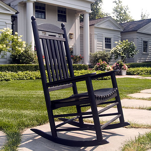Buy Polywood Jefferson Rocker Premium Poly Patios