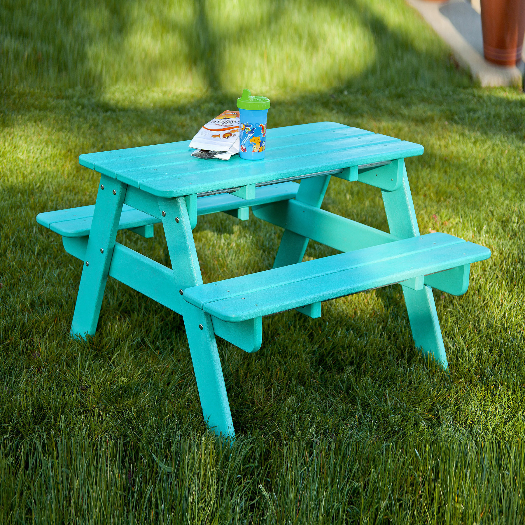 Polywood Kids Picnic Table Kids Collections