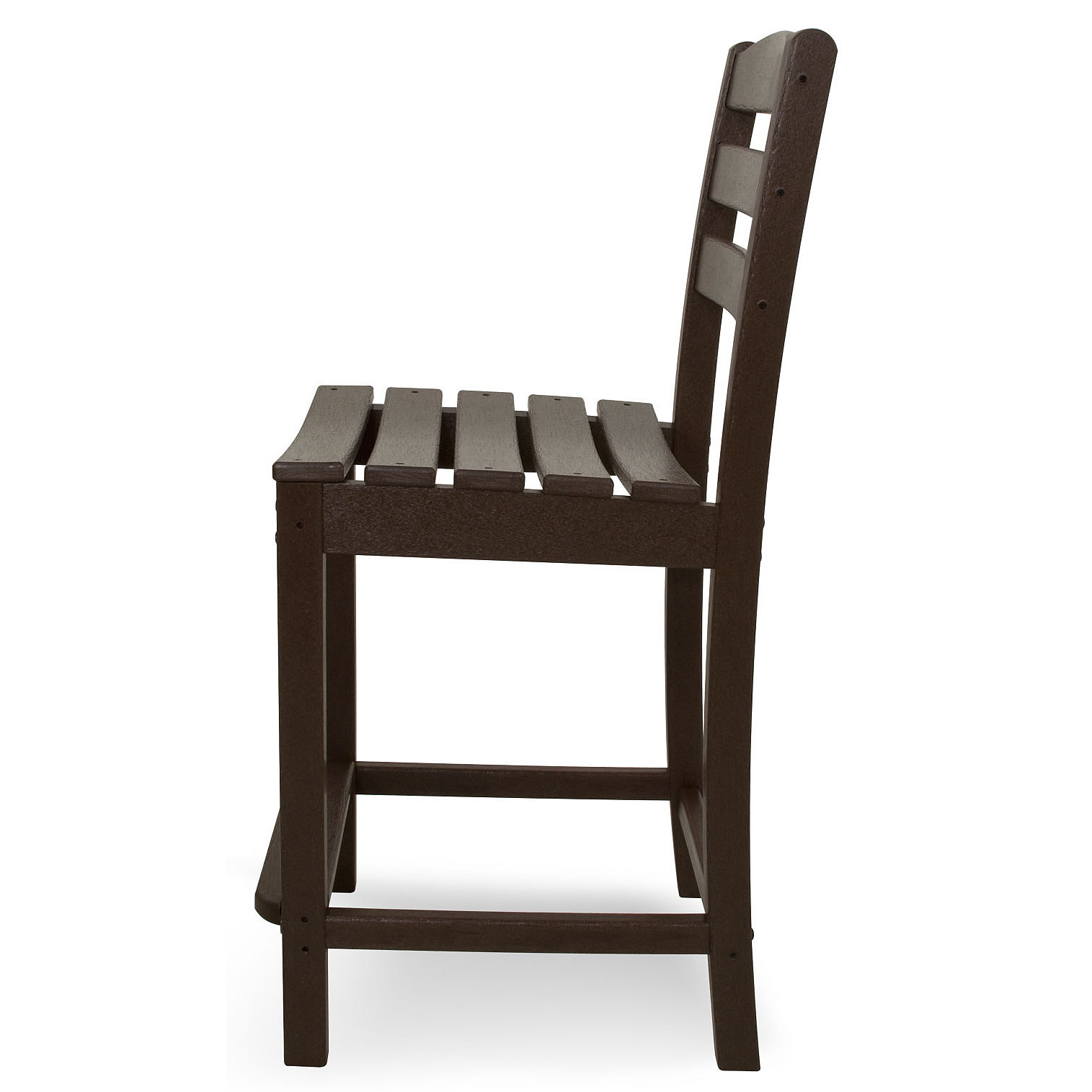 Polywood La Casa Cafe Counter Side Chair La Casa Cafe Polywood Outdoor Furniture Collections