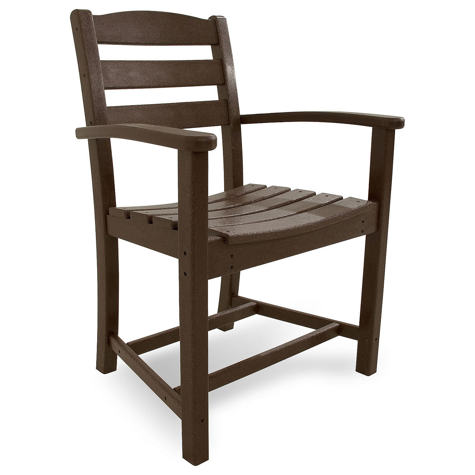 Polywood La Casa Cafe Arm Chair La Casa Cafe Polywood Outdoor Furniture Collections