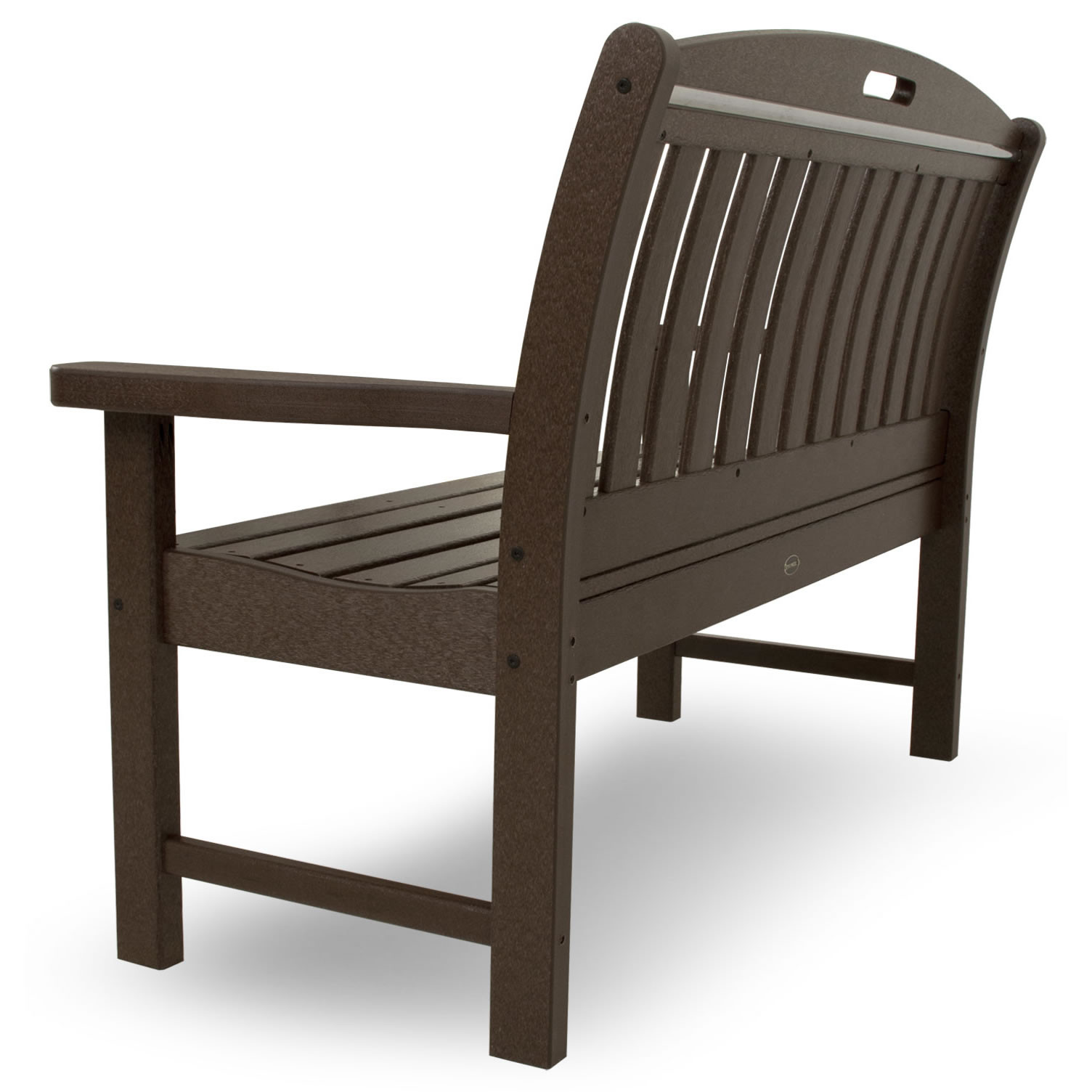 Polywood Nautical Bench Nautical Collection Polywood Outdoor Furniture Collections