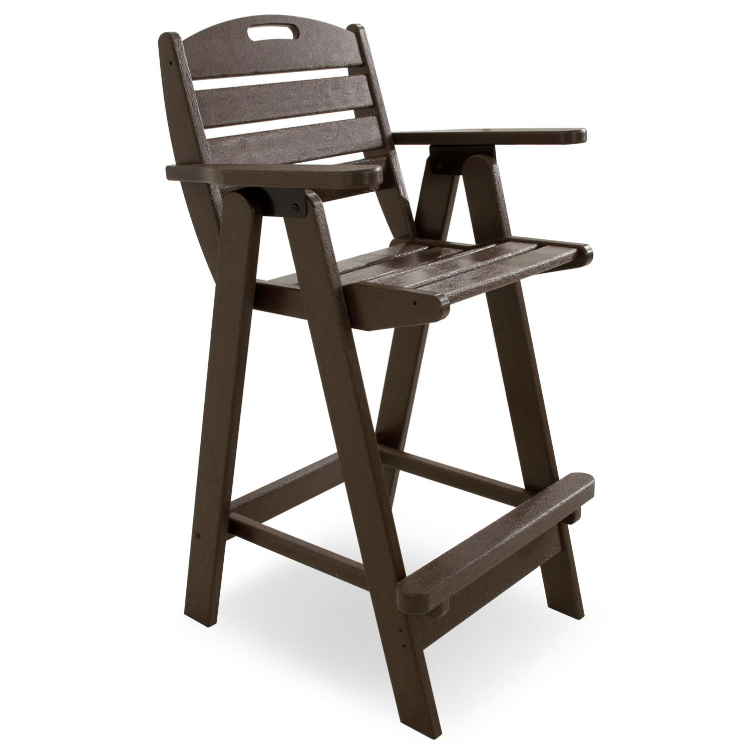 Polywood Nautical Counter Chair Nautical Collection