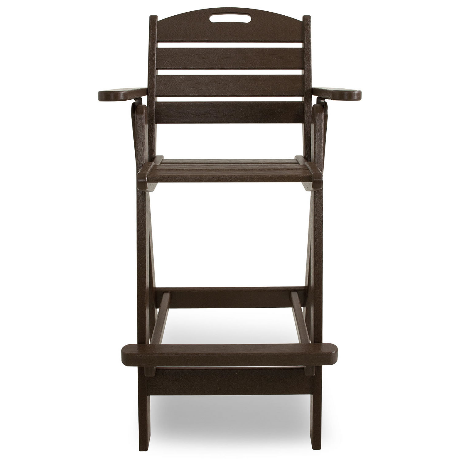 Polywood Nautical Bar Chair Nautical Collection Polywood Outdoor Furniture Collections
