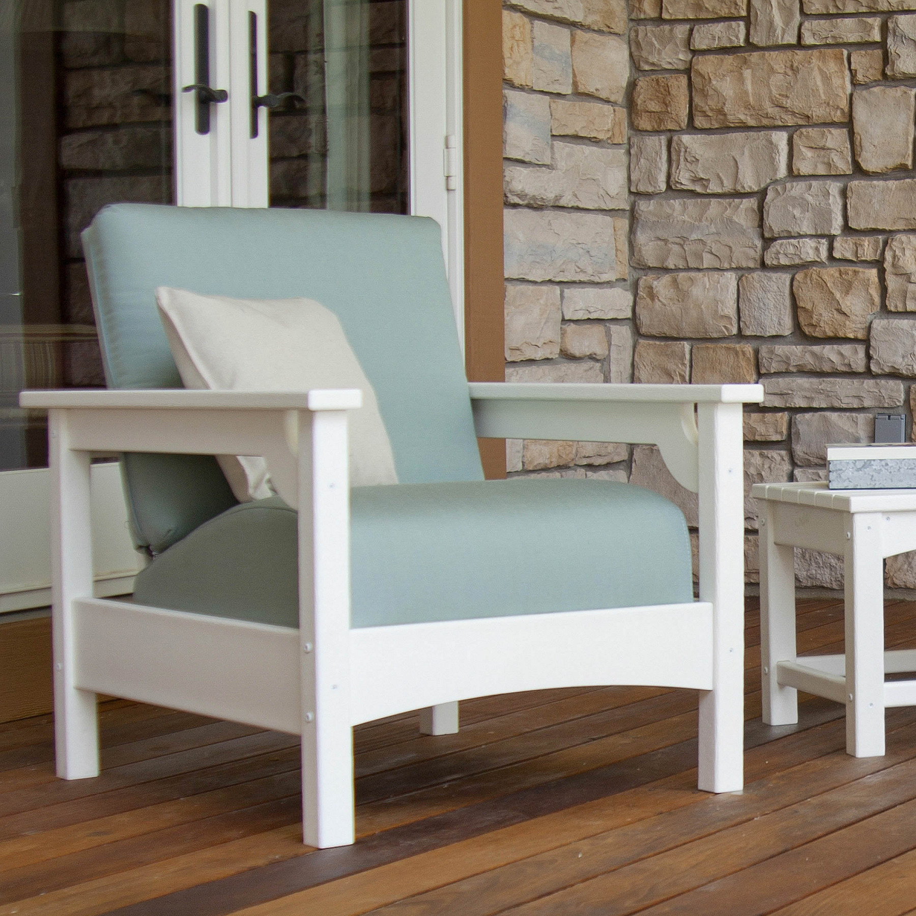 POLYWOOD Club Chair Club Collection POLYWOOD Outdoor