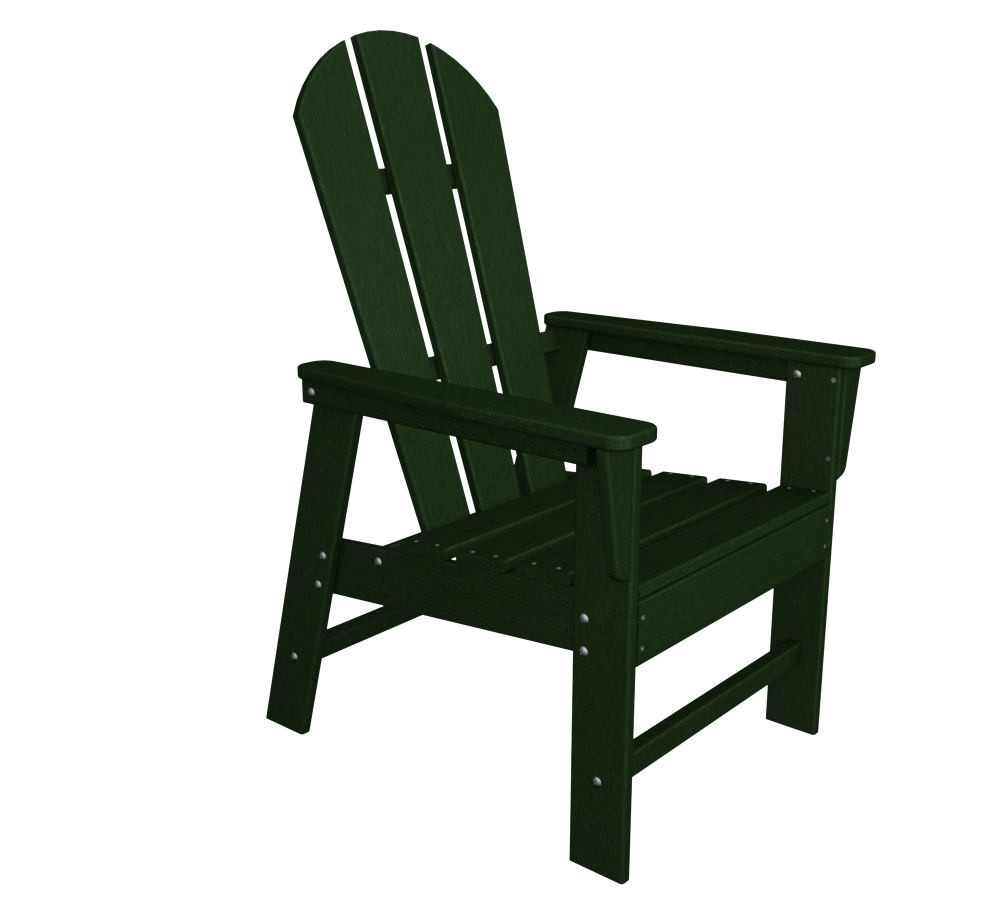 POLYWOOD Original Adirondack Chair as seen on QVC  : qvc adirondack green1 from www.poly-lumber-furniture.com size 1000 x 900 jpeg 68kB