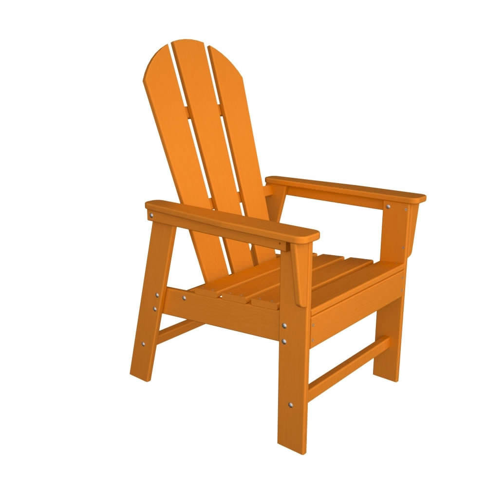 POLYWOOD Original Adirondack Chair as seen on QVC Poly