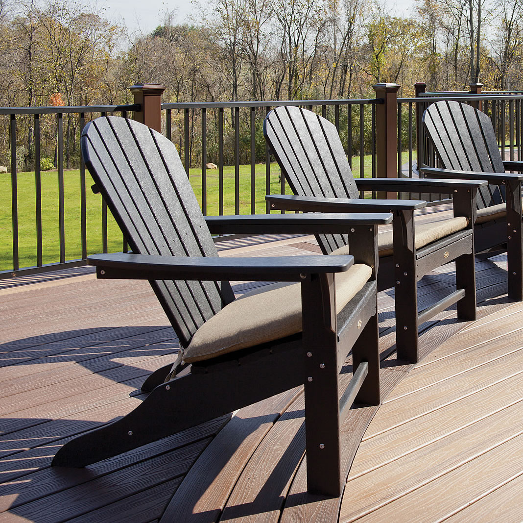High Quality Trex® Outdoor Furniture Cape Cod Adirondack Chair