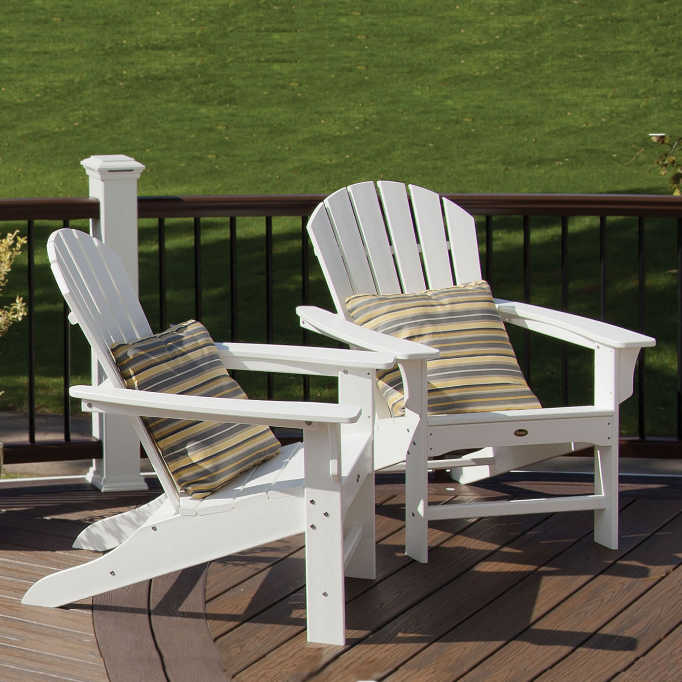Genial Trex® Outdoor Furniture Cape Cod Adirondack Chair