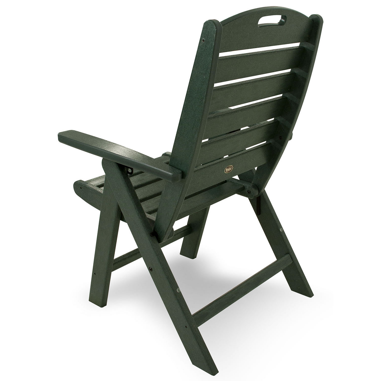 Trex® Outdoor Furniture Yacht Club Highback Folding Chair