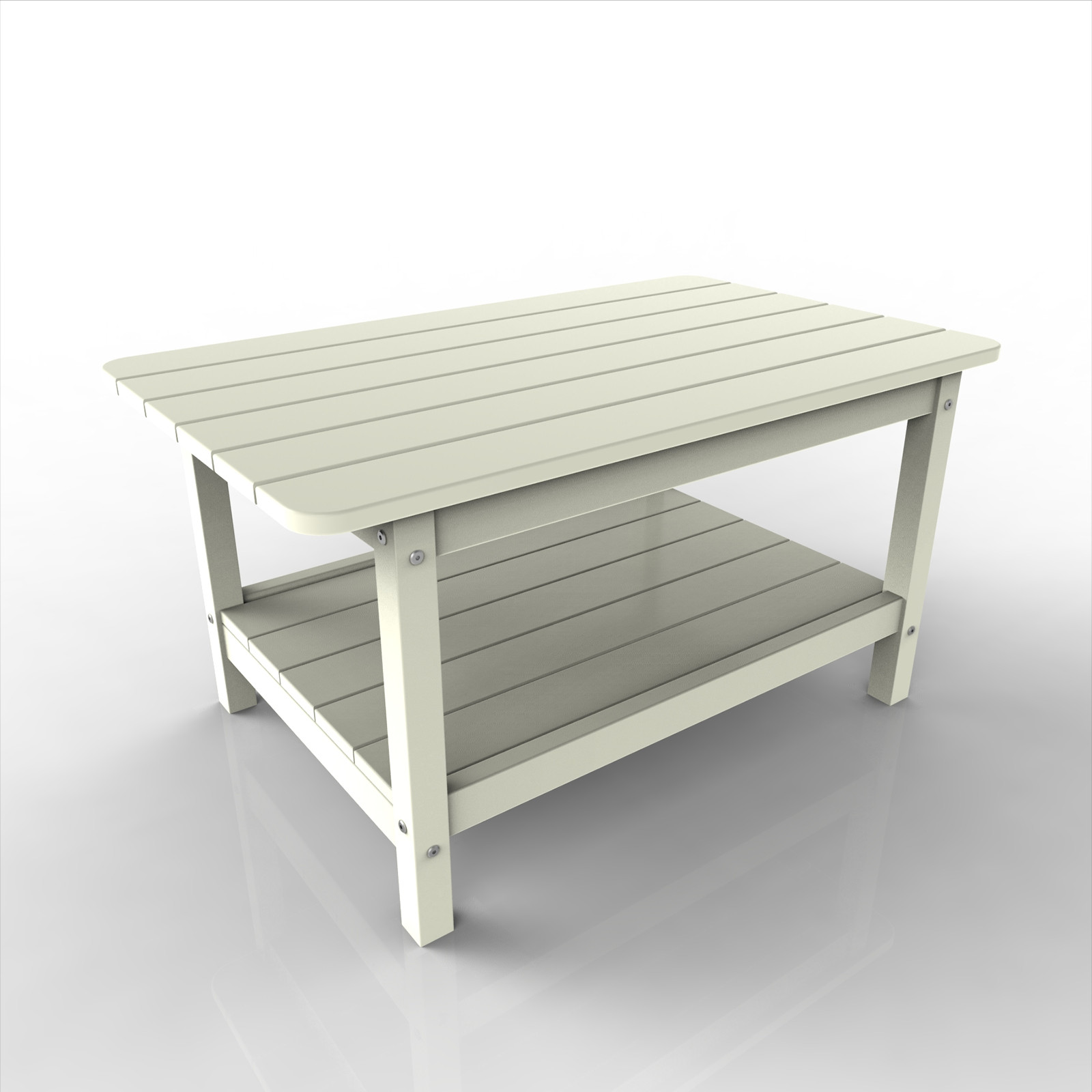 Malibu Outdoor 22 in x 36 in Coffee Table
