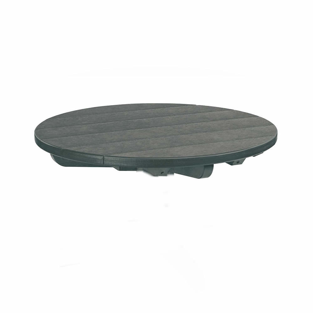 Cr Plastics Generations 37in Dining Round Table Top