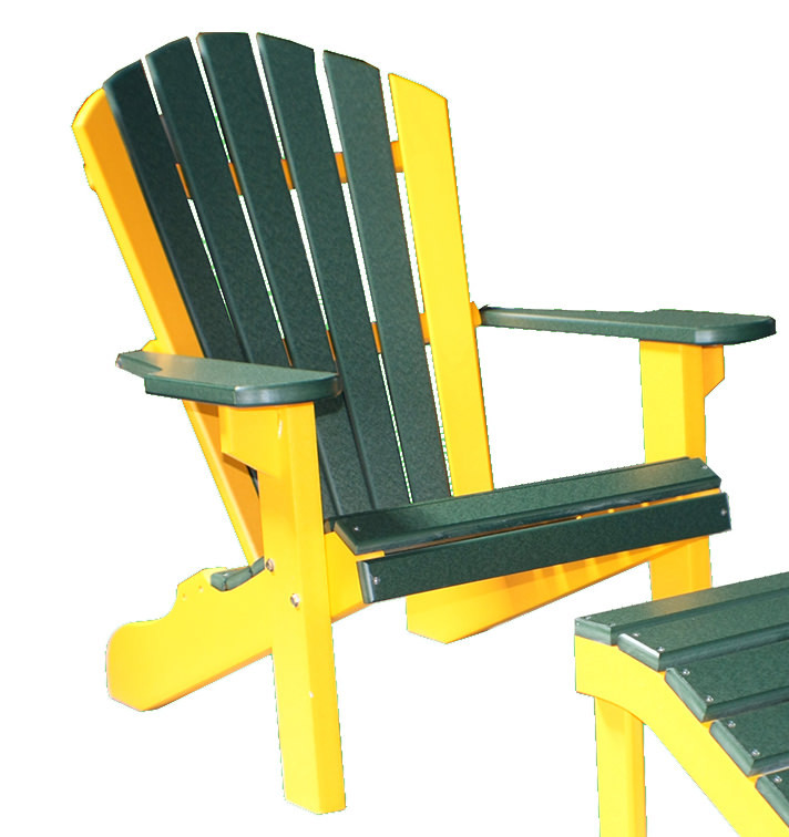 Amish Poly Classic 22in Beach Chair