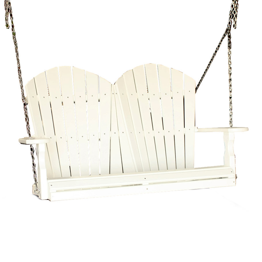 Amish Poly Classic 4' Swing