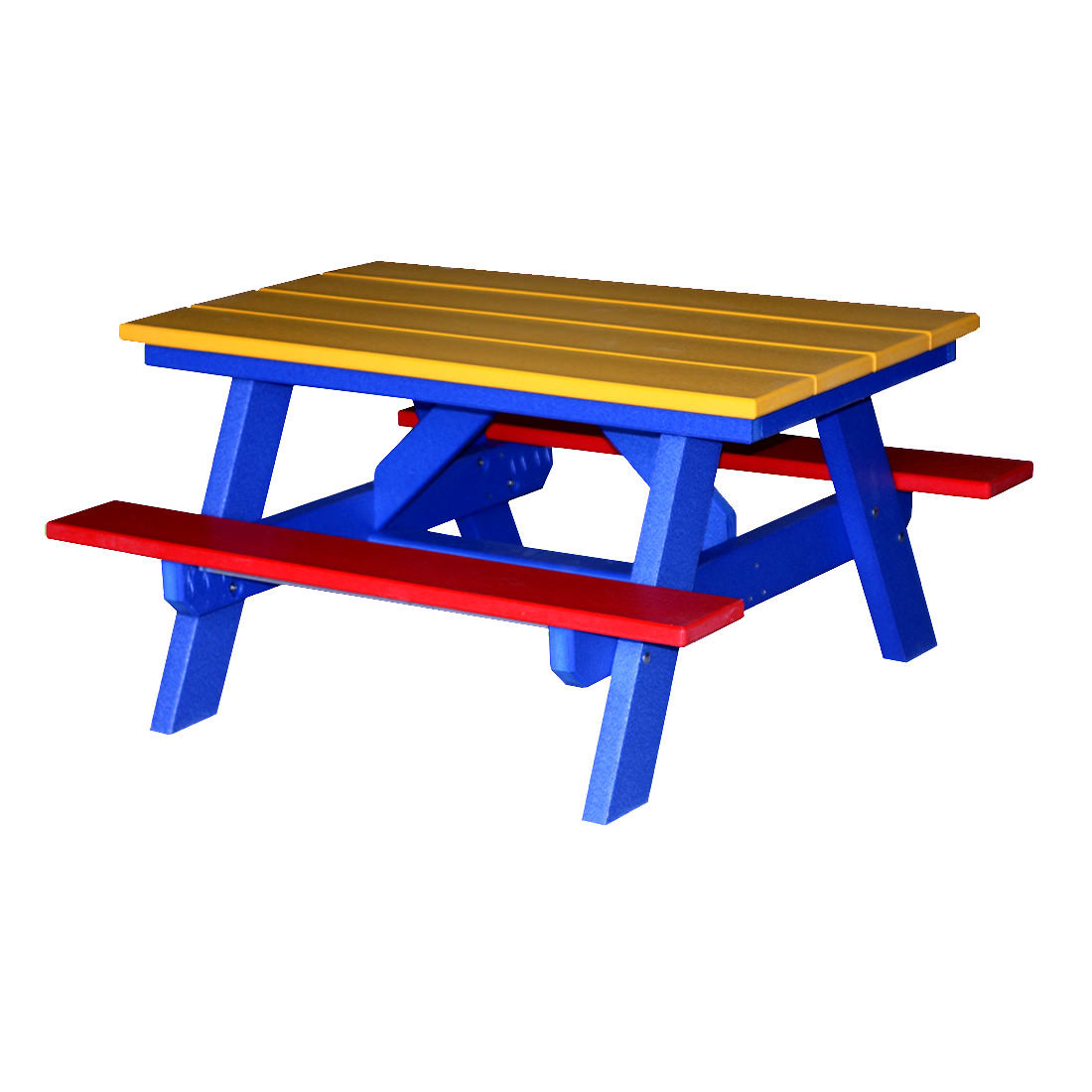 Amish Poly Children's 40in Picnic Table