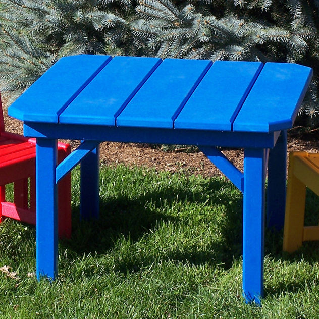Amish Poly Children's 28in Square Table