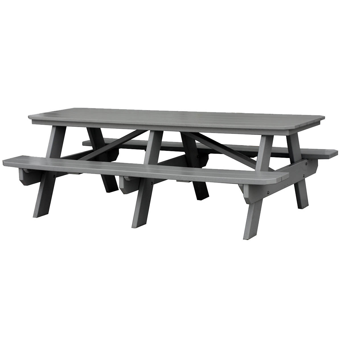 Amish Poly 8' Picnic Table