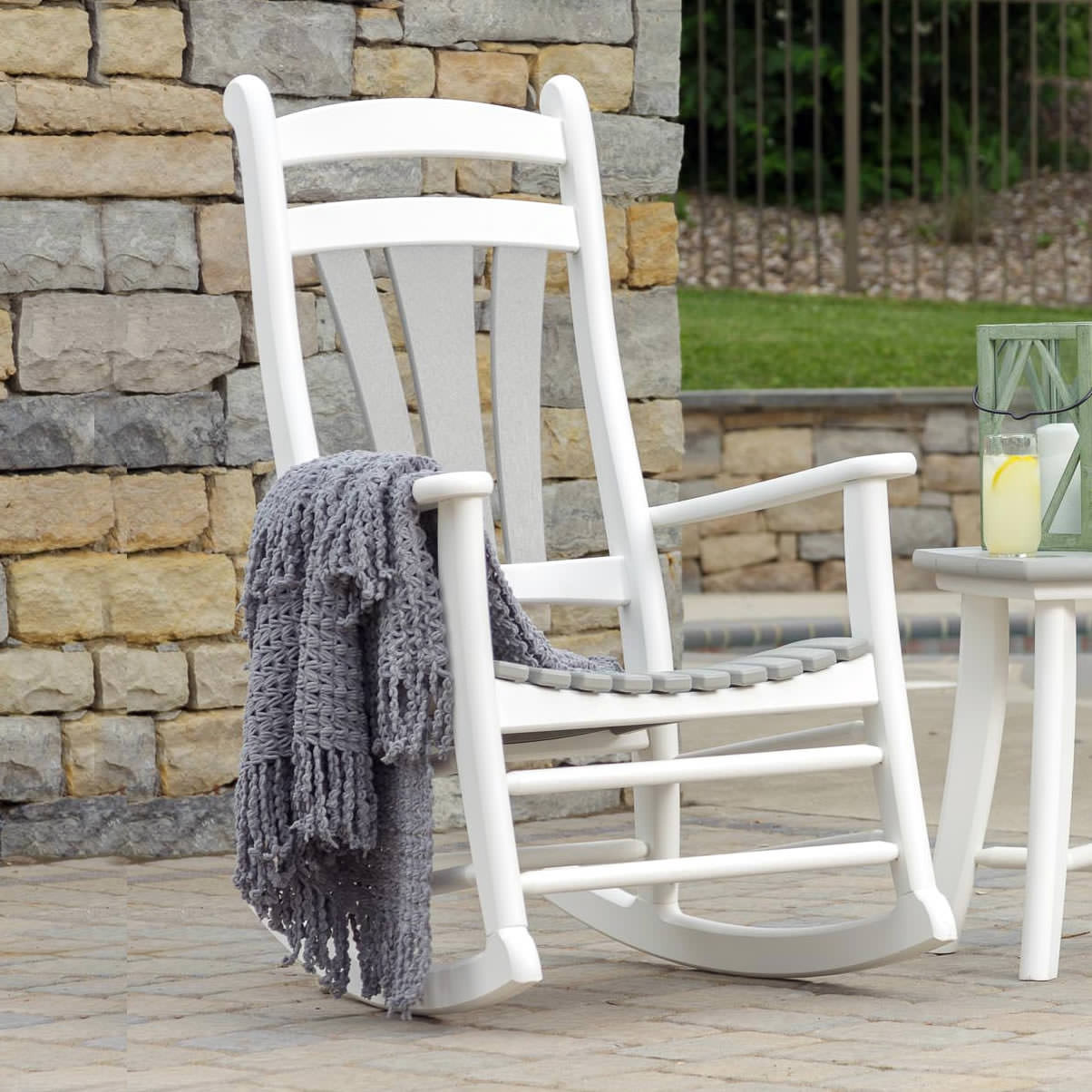 Amish Poly High Tide Rocker