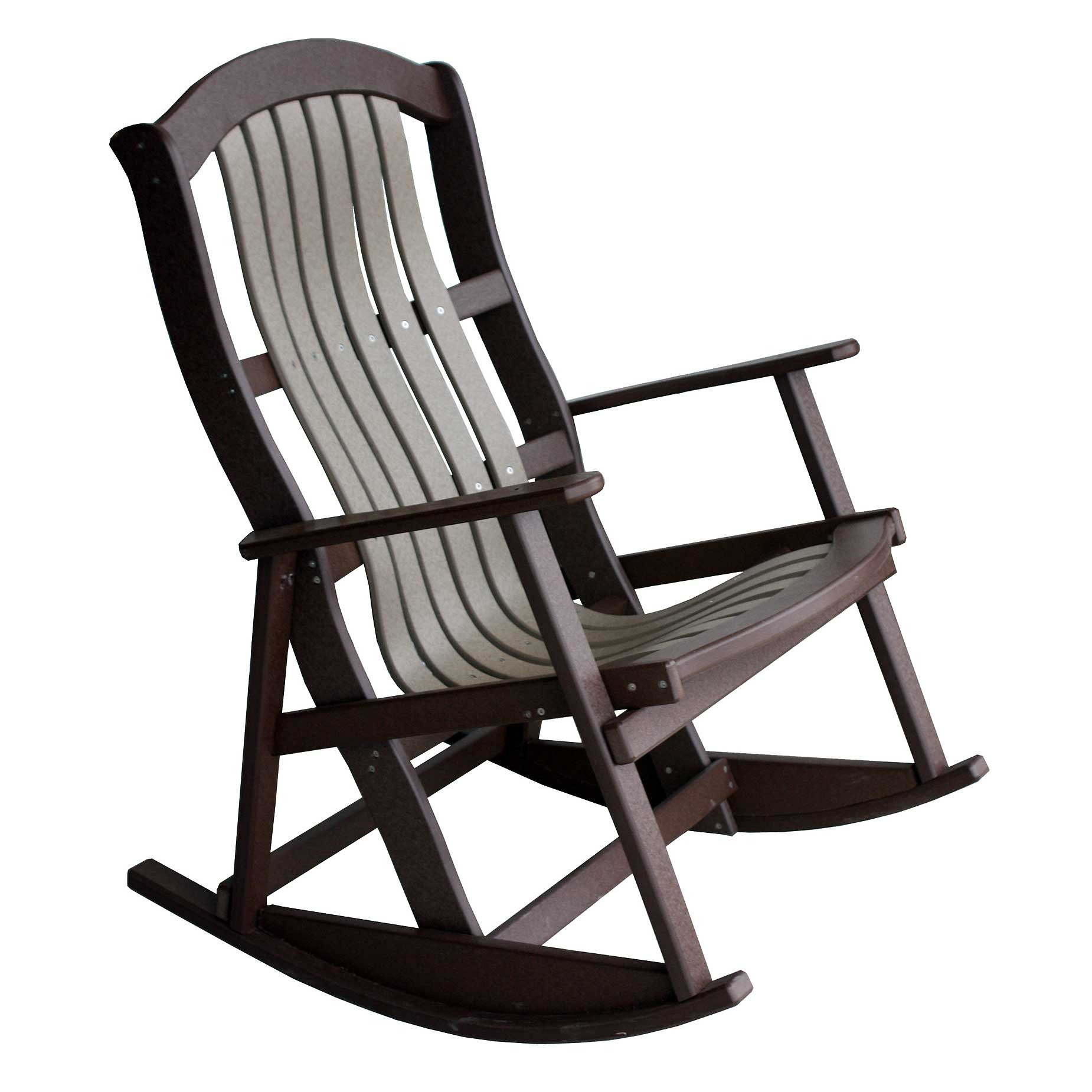 Amish Poly Wood Classic Cottage Rocker