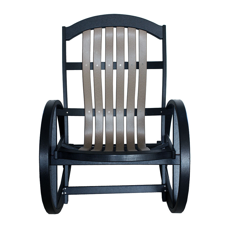 Amish Poly  Classic Polybent Rocker