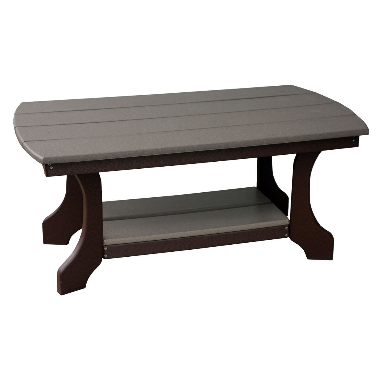 Amish Poly Wood Coffee Table
