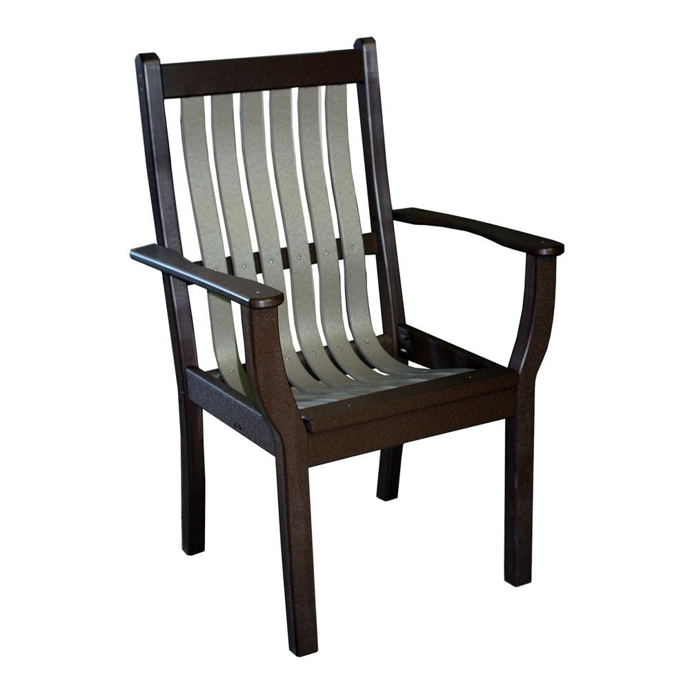 Amish Poly Denver Dining Chair