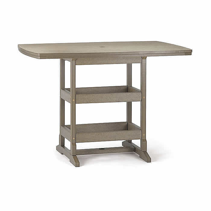 Breezesta™ 42 x 60 Inch Rectangular Bar Table