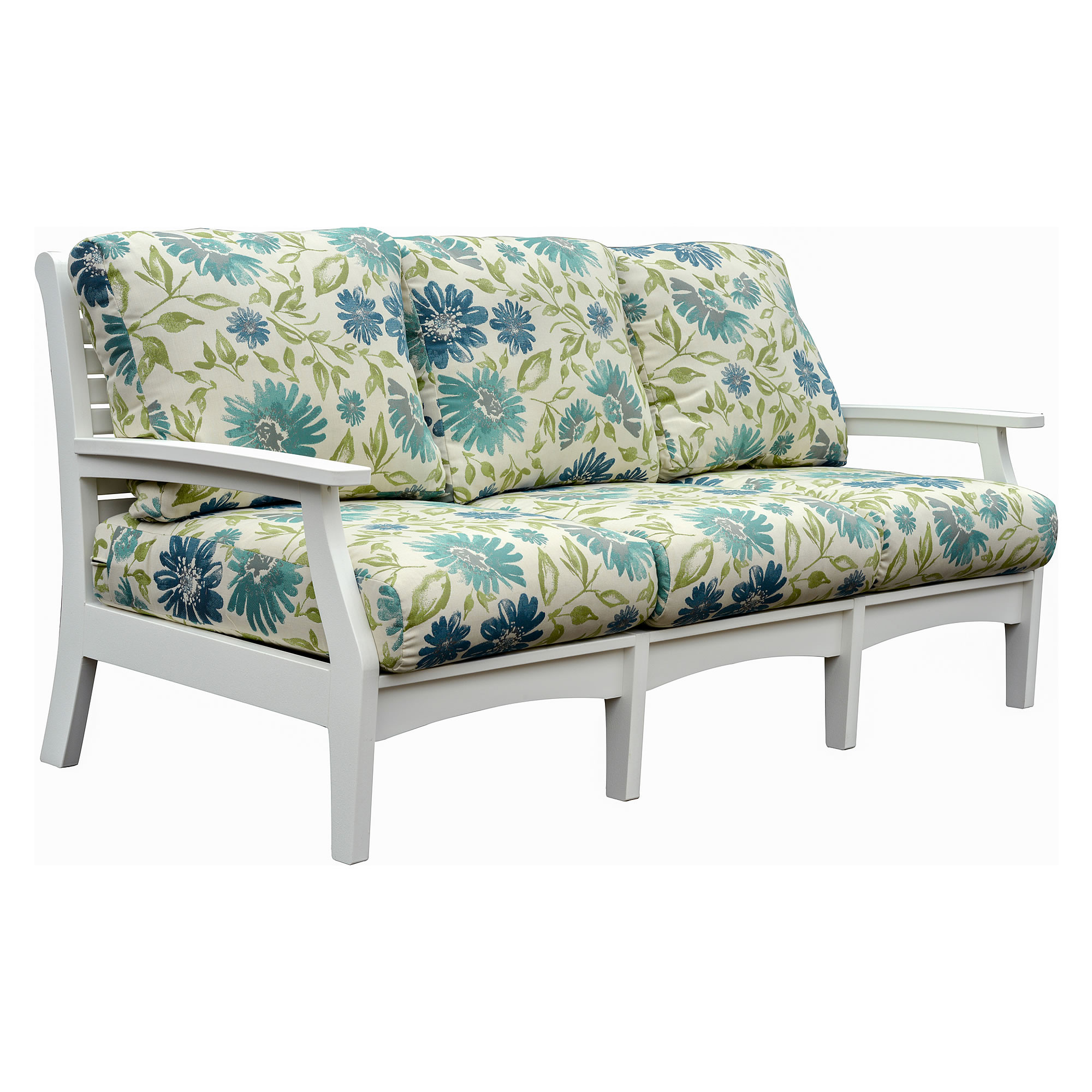 Berlin Gardens Classic Terrace Sofa Classic Terrace Berlin Gardens Poly Furniture Collections