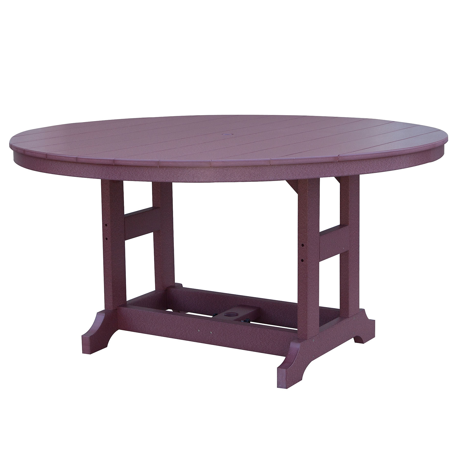 Berlin Gardens Garden Classic 60 in Round Dining Table