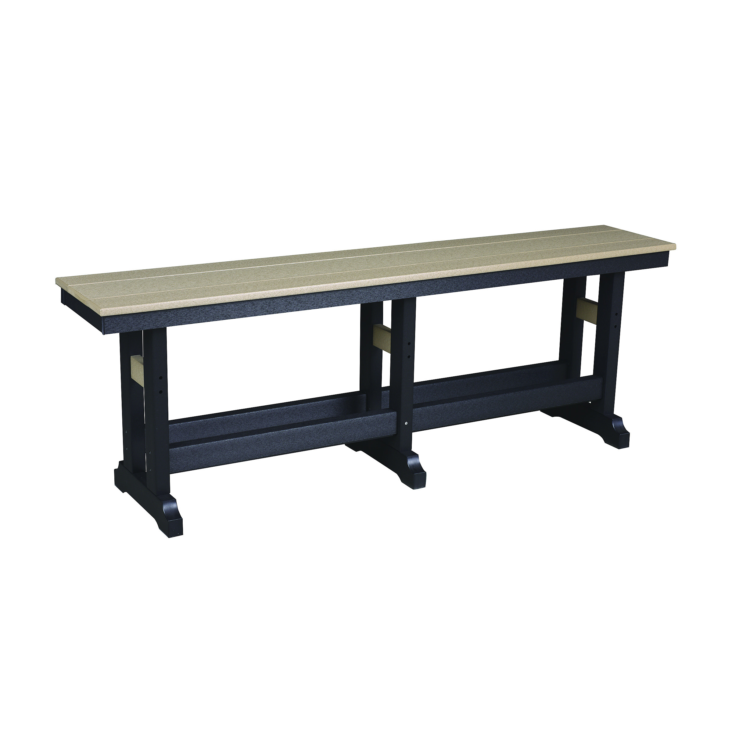 Superior Berlin Gardens 66 In Dining Height Bench