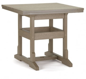 Breezesta™ 32 x 32 Inch Square Dining Table