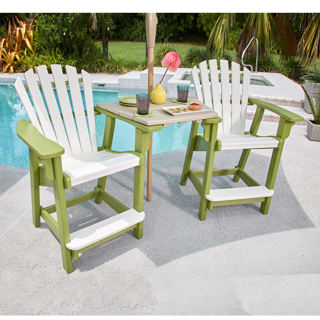 Breezesta Coastal Counter Tete-a-Tete Set