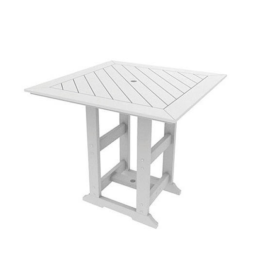 "Malibu Outdoor Bristol 42"" Bar Table"