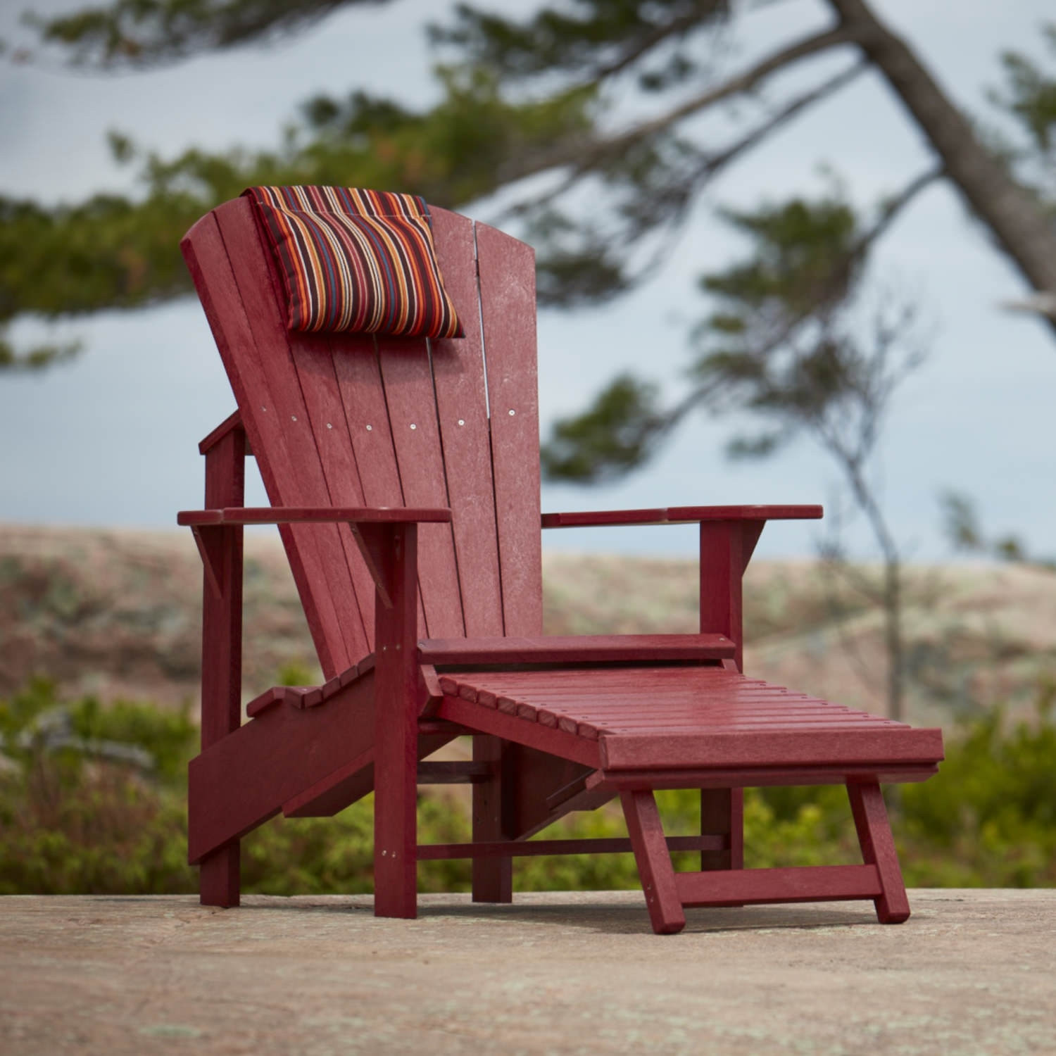 Genial CR Plastics Generations Upright Adirondack Chair   Poly Adirondack Chairs    Adirondacks