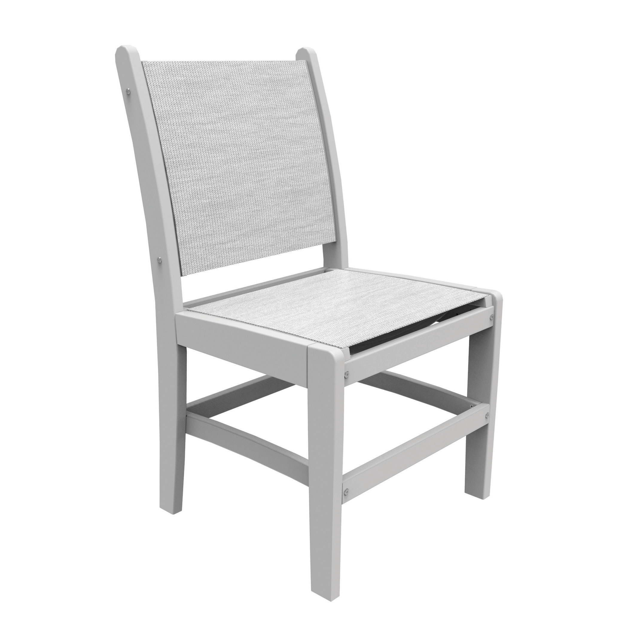 Malibu Outdoor Maywood Sling Side Chair (Sold in Pairs)