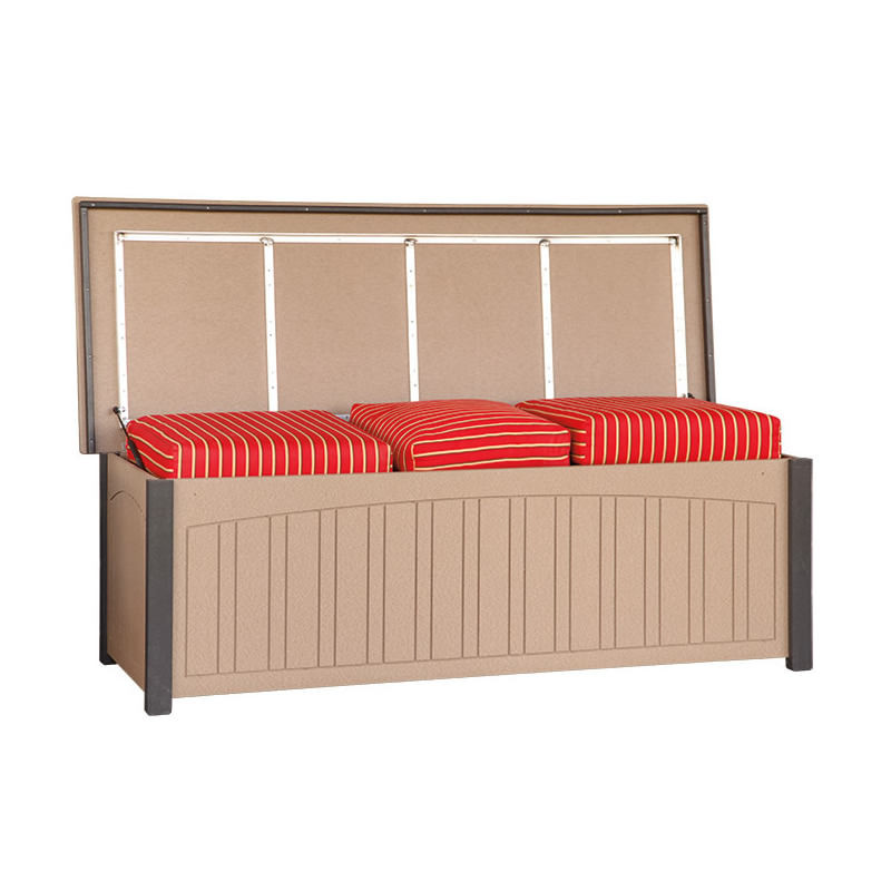 Casual Comfort Poly Lumber Storage Chest