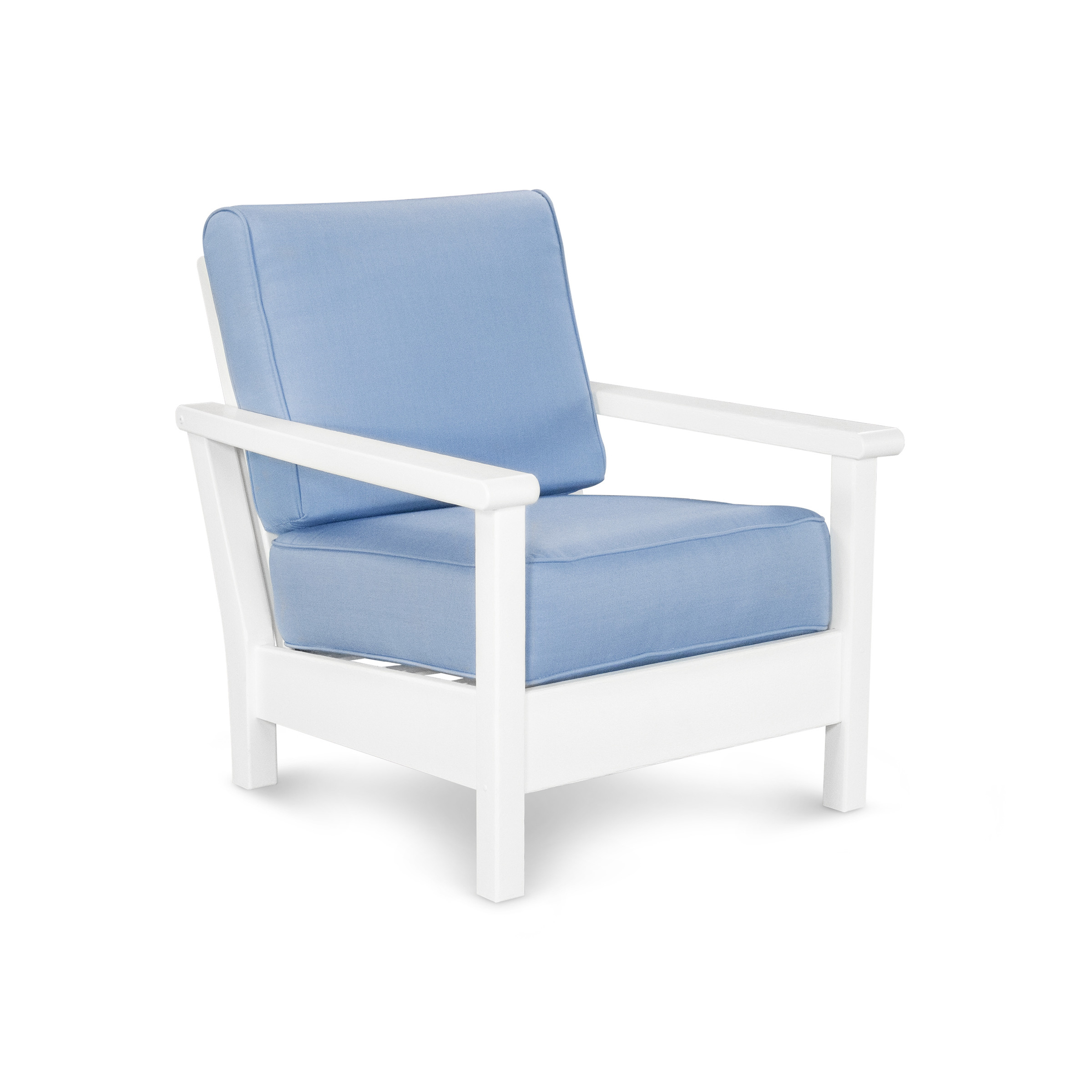 polywood harbour deep seating chair   harbour deep seating