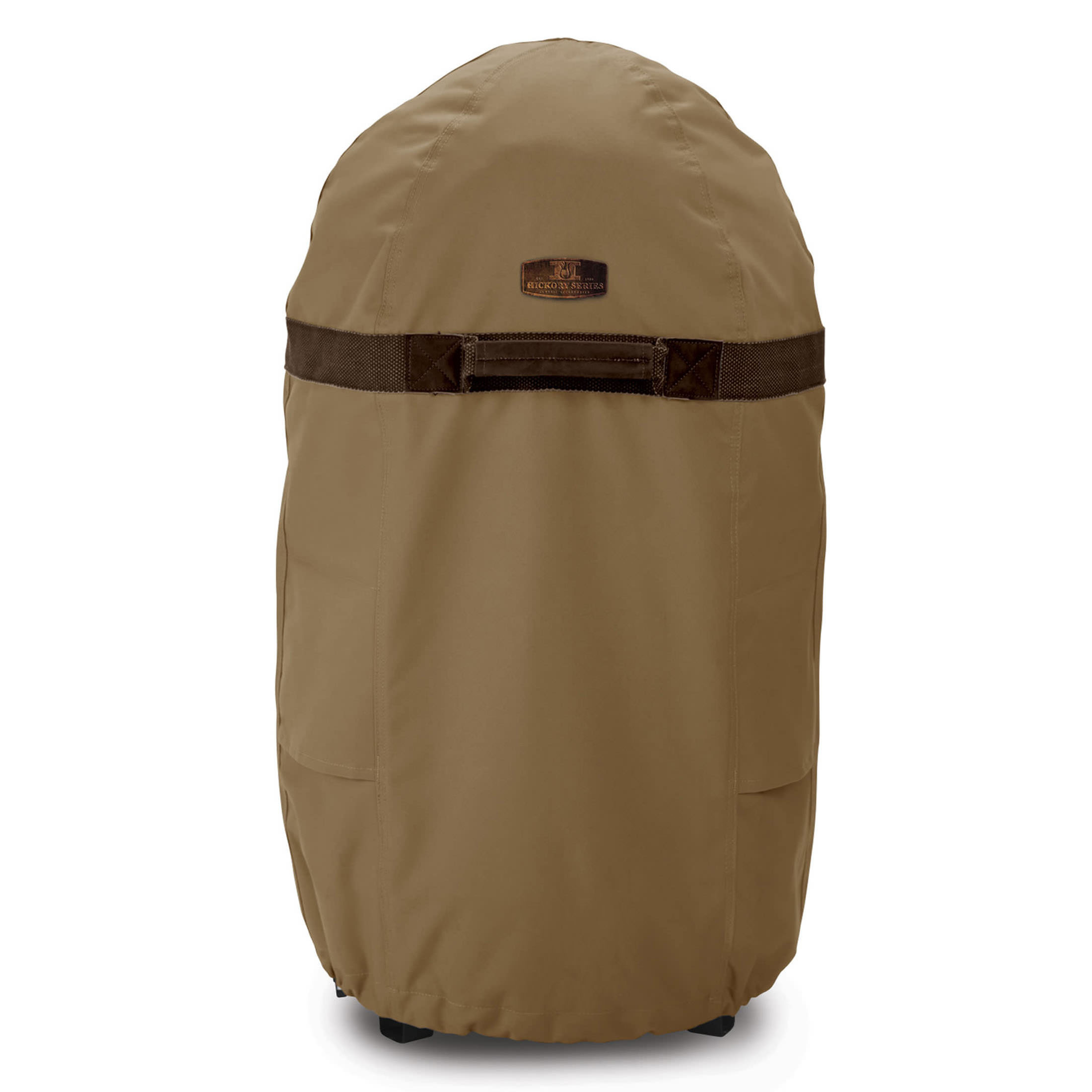 Classic Accessories Hickory Round Medium Tan Smoker Cover
