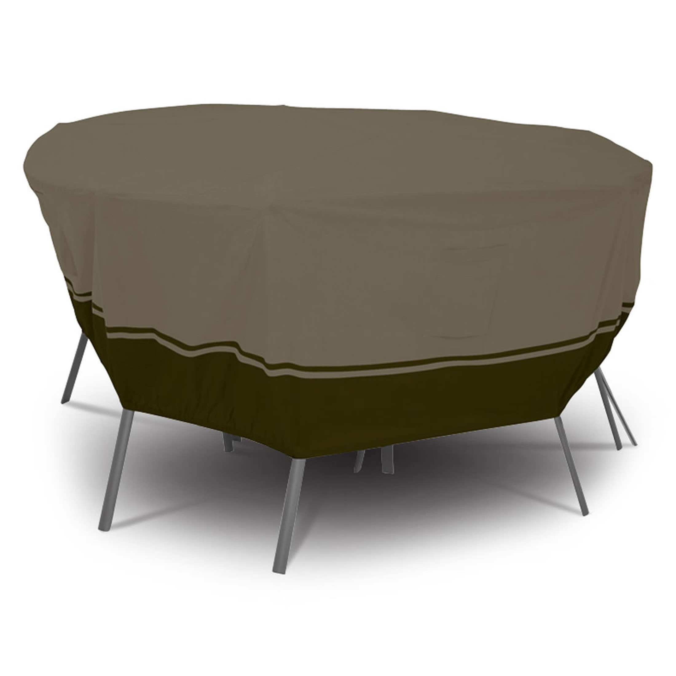 Classic Accessories Villa Medium Round Table and Chair Set Cover