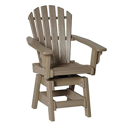 Breezesta™ Coastal Swivel Dining Chair