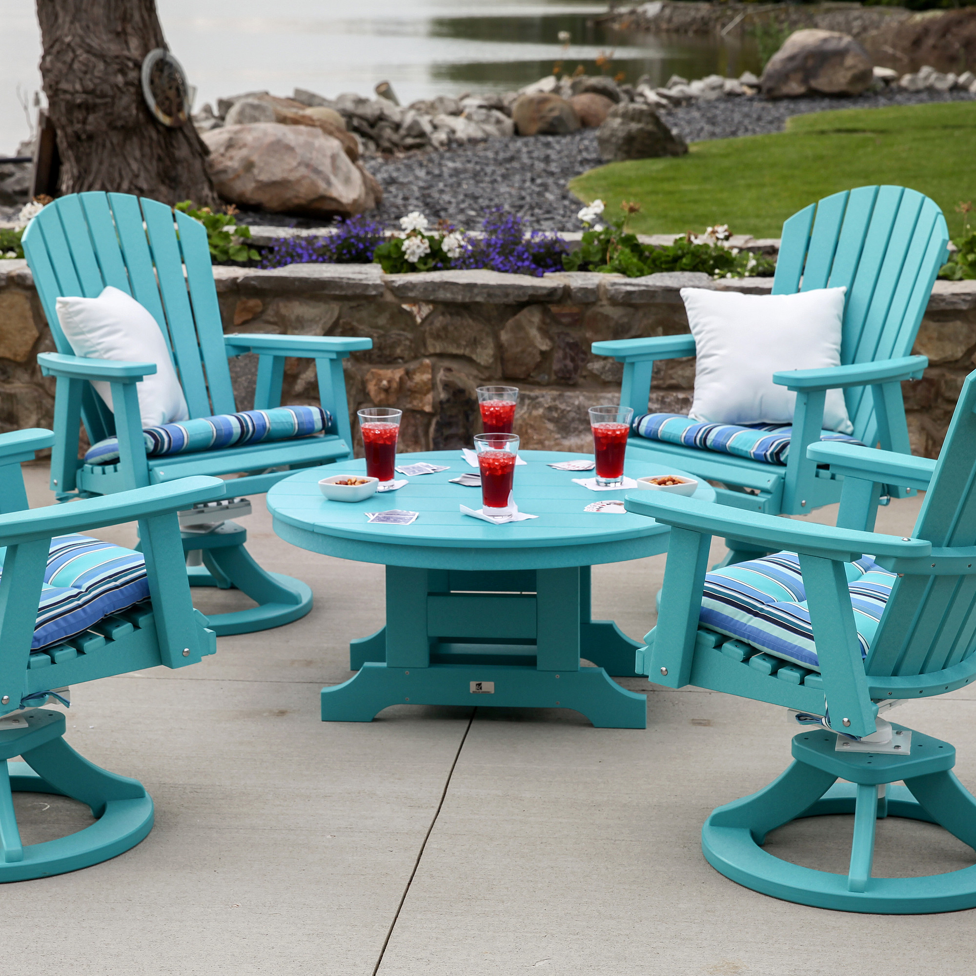 Buy Berlin Gardens Outdoor Furniture Polywood Patio Furniture