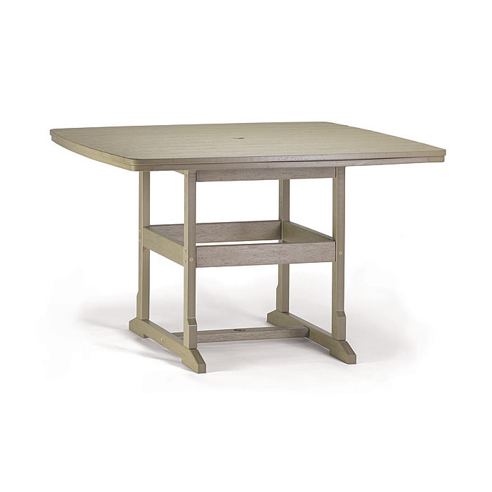 Breezesta™ 58 x 58 Inch Square Counter Table