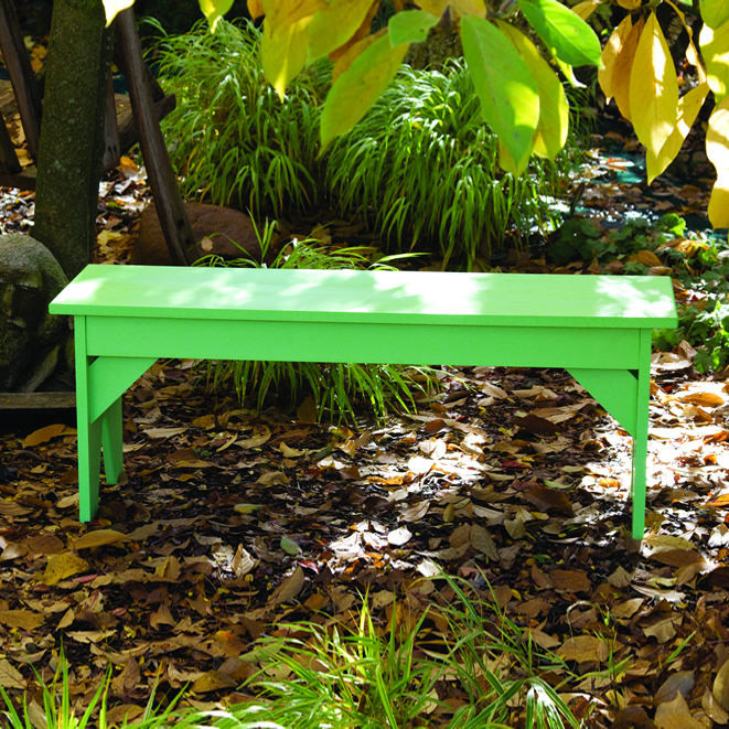 CR Plastics Generations Lifestyle Outdoor Bench